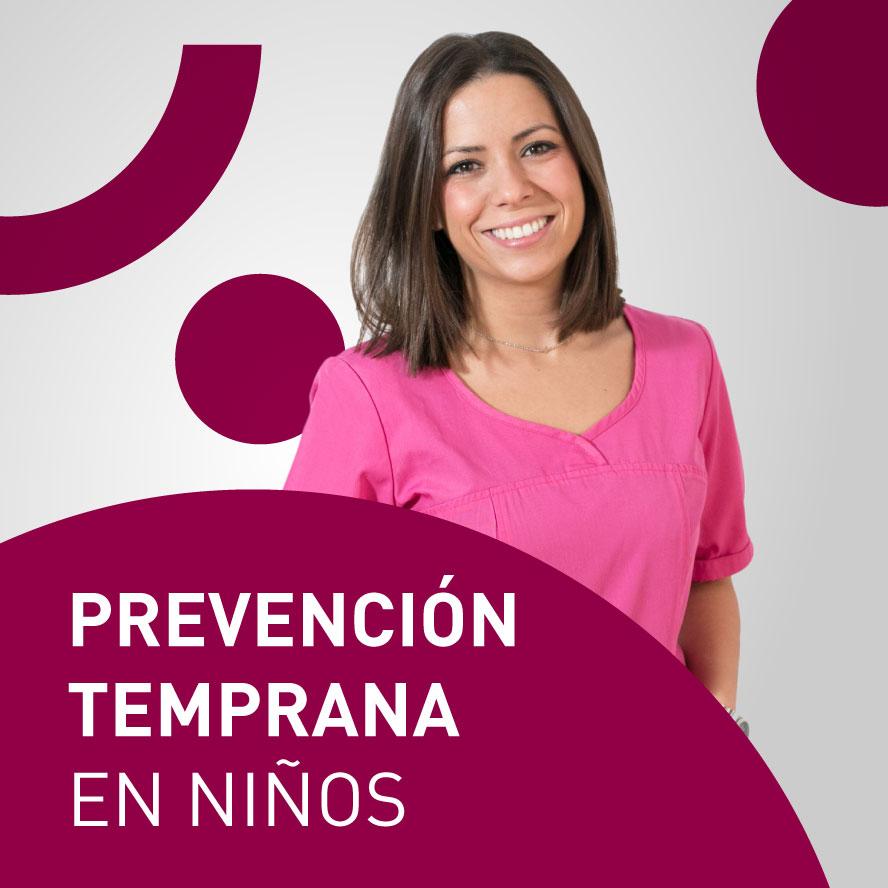 Prevención temprana en niños