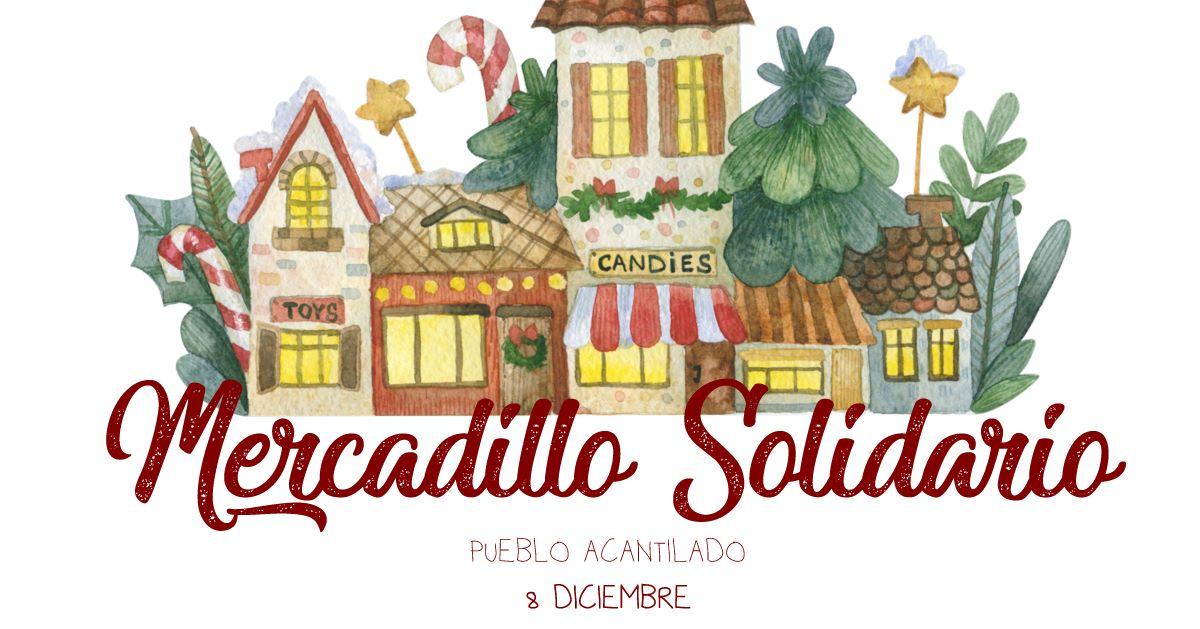 Colaboramos en la III Edición del Mercadillo Solidario